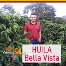 HUILA / Bella Vista [Lot.1]